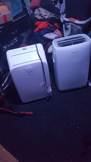2 perfect working portable a/c units asking 110 each for Sale in Yuba City, CA