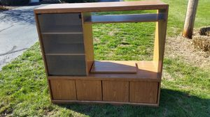 FREE ENTERTAINMENT CENTER for Sale in Carlisle, PA