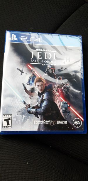 Jedi fallen order Ps4 or Xbox game for Sale in Tacoma, WA