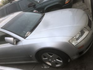 Parting out 2004 Audi A8 L for Sale in Hayward, CA