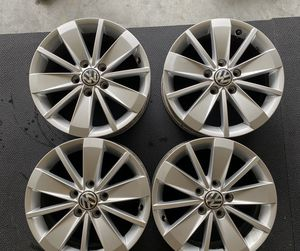 16 inch Volkswagon Rims for Sale in Spring, TX