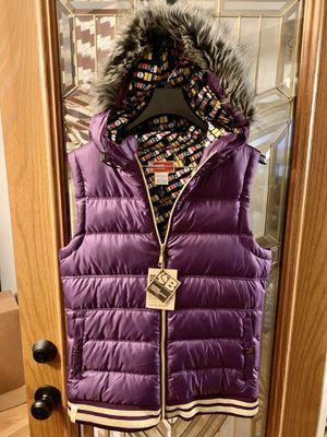 Bonfire Snowboarding Company zip up vest NWT for Sale in Elkridge, MD