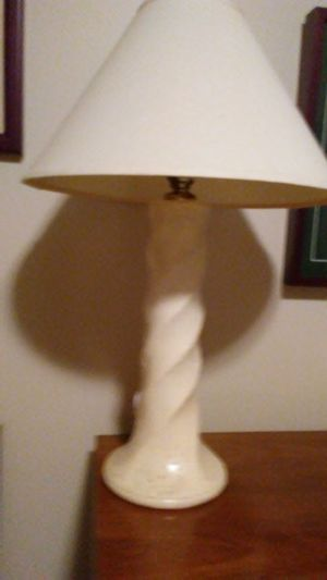 Table lamp for Sale in Traverse City, MI