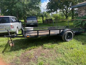 5x12 utility trailer $1000 or best offer for Sale in Humble, TX