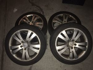 "17"" Mercedes Wheels for Sale in Raleigh, NC"