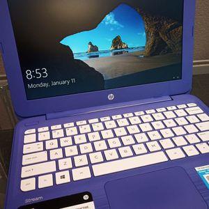 Hp Stream Laptop Windows 10 for Sale in Henderson, NV