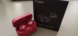COWIN KY02 TWS EARBUDS(red) for Sale in Phoenix, AZ