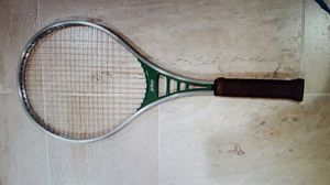 """Tennis racket racquet Prince green silver 4 3/8"""" grip for Sale in Fort Hunt, VA"""