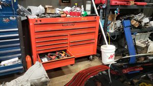 Matco tool box with tools for Sale in Eldersburg, MD