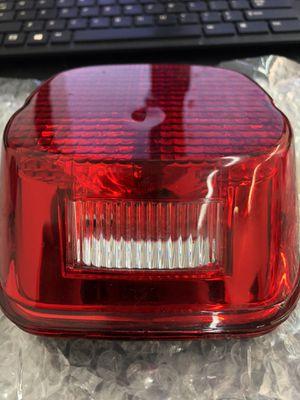 Harley Davidson Layback Tail Lamp Slant Brake Light Taillight ST-6172 for Sale in Glendale, CA