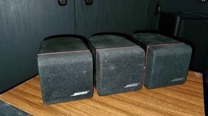 Bose satellite speakers for Sale in Park Ridge, IL