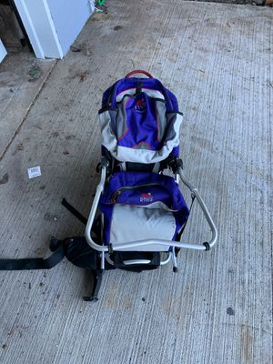 Kelty kids Baby hiking backpack carrier for Sale in Bonney Lake, WA