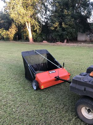 Agri fab lawn sweeper for Sale in Scottsdale, AZ
