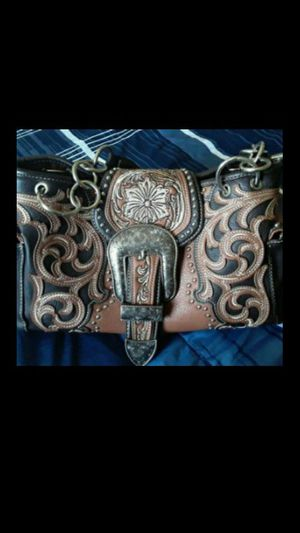 Hand bag heavy montana west for Sale in North Richland Hills, TX