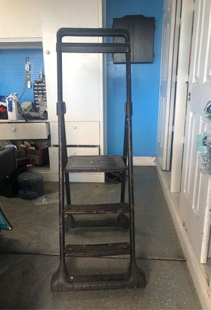 Portable ladder for Sale in Stockton, CA