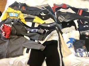 Size of 3T Boy's Kids Clothes- 25 pieces bulk- set D for Sale in San Mateo, CA