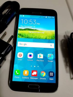 """Samsung Galaxy S5 ,,Factory UNLOCKED Excellent CONDITION """"as like nEW"""" for Sale in Springfield, VA"""
