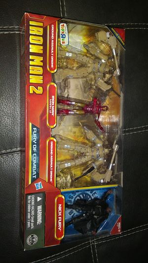 Iron man 2 fury of combat tru exclusive for Sale in Henderson, NV