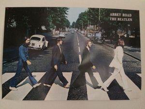 Beatles abby road poster for Sale in Lemon Grove, CA
