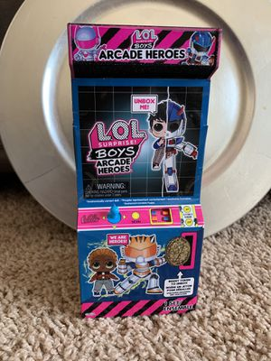 LOL Surprise Arcade Heroes Cool Cat for Sale in Sahuarita, AZ