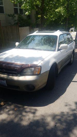 Subaru outback for sale runs good for Sale in Seattle, WA