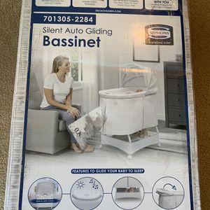 New Simmons Kids Bassinet for Sale in Phoenix, AZ