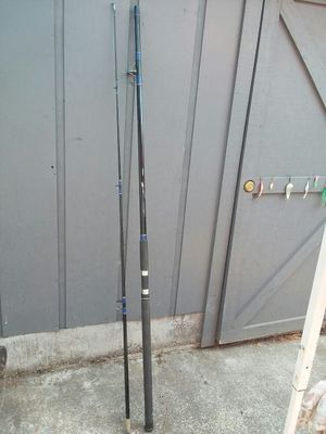 12' shimano surf fishing rod for Sale in Milwaukie, OR