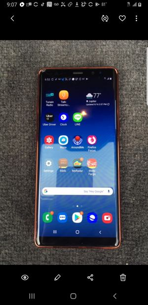 Samsung Galaxy Note 8 64gb T-Mobile - works perfect for Sale in Jupiter, FL