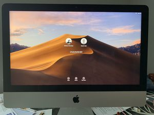 "21.5"" Retina 4K Apple iMac desktop computer. for Sale in Blacklick, OH"
