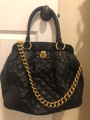 100% Authentic Marc Jacob quilted purse tote bag. for Sale in Vernon, CA