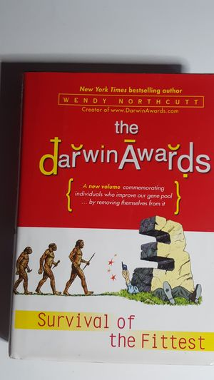 The Darwin Awards for Sale in West Columbia, SC