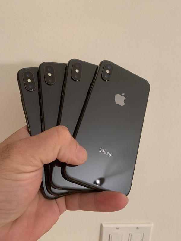 Iphone x unlock great condition