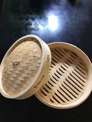 Bamboo dumpling steamer for Sale in Austin, TX