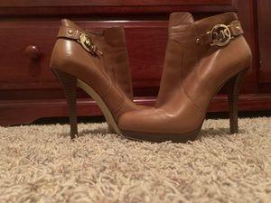 Michael Kors High Heel Booties Size 7 for Sale in Lexington, SC