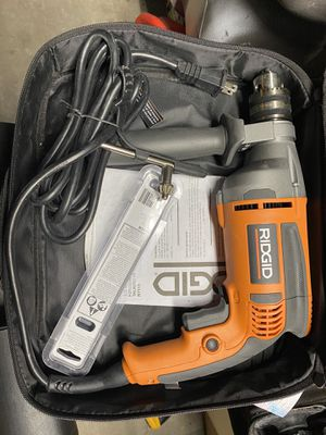 Hammer drill/drill brand new with case/bag for Sale in KANSAS CITY, KS