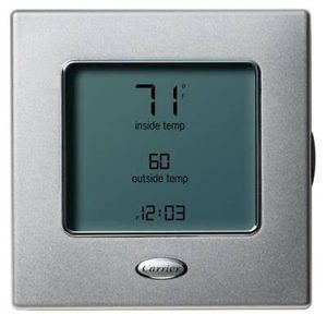 Carrier 33CS2PP2S-03 Digital Thermostat for Sale in Davie, FL