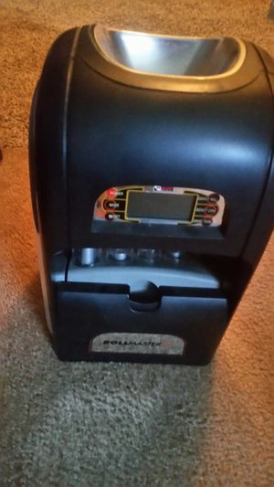 Coin counting machine for Sale in Columbus, OH