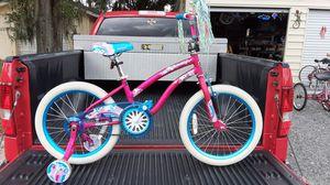 18 in cute girls bike for Sale in Ruskin, FL