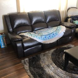 Small Couch Reclining for Sale in North Las Vegas,  NV