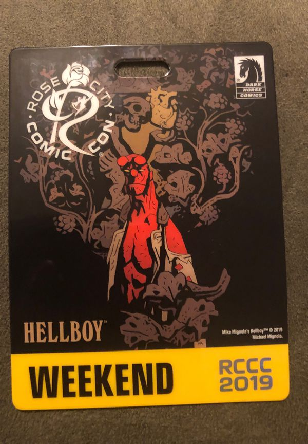 Weekend Pass to Rose City Comic Con
