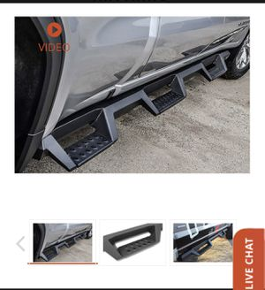 Brand New Westin HDX Drop Step Running Boards Chevy Or GMC for Sale in North Bend, WA