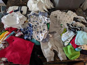 Newborn clothes for Sale in Oakley, CA
