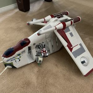 Star Wars Republic Gunship Attack Of The Clones for Sale in Los Angeles, CA