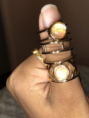RINGS- THREE SET for Sale in MD, US