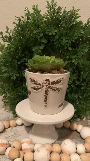 Farmhouse ceramic mini firefly planter for Sale in Covington, LA