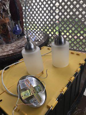 Kitchen island lights for Sale in Azusa, CA