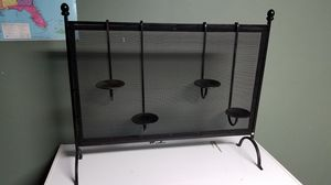 Pottery Barn Fireplace Screen for Sale in Leominster, MA