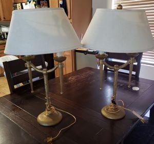 Set of beautiful lamps for Sale in Phoenix, AZ
