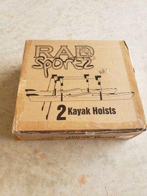 2 - Rad Sport Kayak Hoist for Sale in Glen Burnie, MD