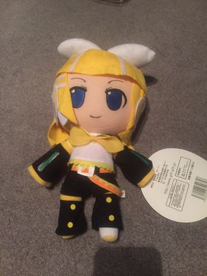 Nendoroid plush plushie stuffed toy like new for Sale in Lakeside, CA